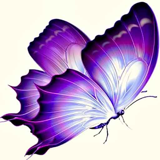 Violence Prevention - Butterfly Logo